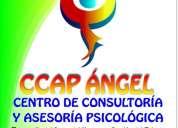Consultorio psicologico - ccap angel