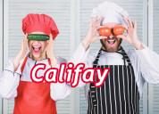 Cheff cocinero full time