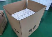 Mascarillas kn95 de 5 capas de protección