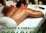 Gratis 10.minutos mas de masaje  al escoger