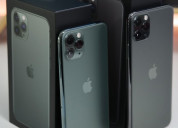 Apple iphone 11 pro y iphone 11 pro max 64gb