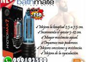 Bombas bathmate hydromax7 / sexshop miraflores