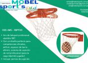 Aro de basquet 180°