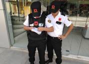 Fuerza 522 sac seguridad y vigilancia en la región