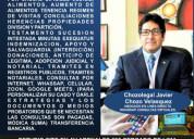 abogado familia civil por internet on line