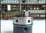 Cabezal hidraulico de la bomba de inyeccion