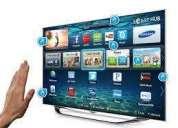 Reparo televisores smart tv 3d 4k a domicilio