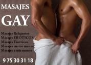 Masajes gay lima relájate en cuerpo y mente