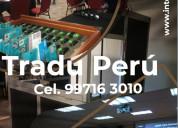 Perú interpretación para eventos cel. 997163010
