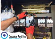 instalaciones elÉctricas, demoliciÓn y eliminaciÓn