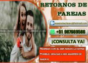 Retornos de parejas +51 987669586