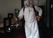 Fumigacion desinfecciÓn viviendas -  industrias