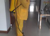 Limpieza, desinfección depas, casas, condominios
