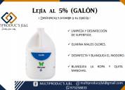 LejÍa por galÓn (3.80 lt) - al por mayor y menor