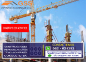 Gss contratists generales sac