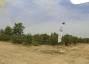 ¡terrenos desde $30 x m2 en huaral!