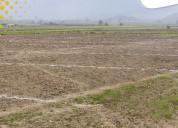 Terrenos semi urbanos a un paso de huaral