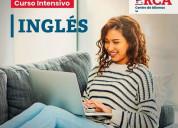 Curso de ingles en vivo grupo erca