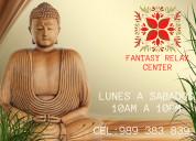 Spa massage surco s/30.00