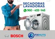 Reparacion de lavadoras secadoras samsung