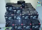 Compro baterias usadas