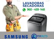 Reparacion de lavadoras secadoras samsung lima