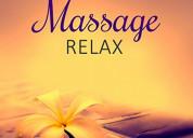Masajes profesionales y masajes orientales