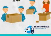 transportes de carga y descarga en independencia