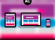 ¿necesitas un sitio web para tu negocio?