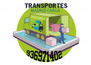 Transportes 93#62!0750-91 carga en pueblo libre