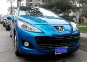 Vendo peugeot 207 hatchback compact 2011 impecable