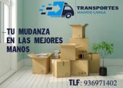 Fletes/mudanzas los olivos 9-3-6/97/14/02 tmc