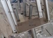 Cabezales para puntales con vigas h20