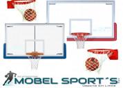 Tableros de basquet - mobel sport´s