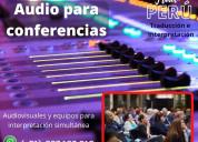Equipos de traducciÓn e interpretaciÓn 993422523
