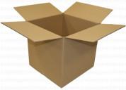 Cajas de carton corrugado, atendemos a todo el peru