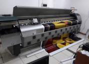 Vendo maquina impresora challenger