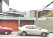 S. de surco vendo casa 2pisos 400m2 $1,600,000 mil