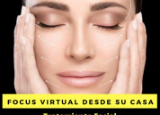 Focus virtual sobe tratamiento facial