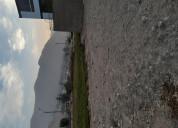Vendo terreno en primera etapa de sol de la molina