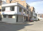 Remato casa 2 pisos+aires, en esquina 60m2 $130mil