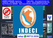 Inspectores tecnicos de seguridad en edificaciones – defensa civi