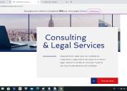 Se ofrece asesoria legal laboral