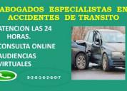 Abogados derecho de transito lima