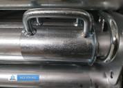 Puntales metálicos construcción de 1,70 a 3 m
