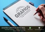 Diseño gráfico integral