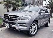 Mercedes benz ml 350 2013 52550 kms