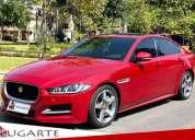 Jaguar xe 2015 20000 kms