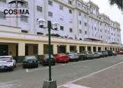 Departamento con permiso comercial a 1 cdra de indian market miraflores 90 m2