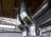 Ductos industriales